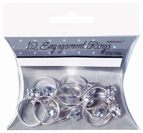 Stylishly Chic Engagement Ring