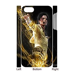C-EUR Diy hard Case Michael Jackson customized 3D case For Iphone 4/4s