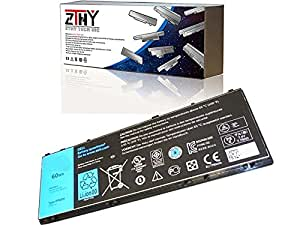 ZTHY 60wh Battery Dell Latitude 10 St2e Tablet 1vh6g 1xp35 312-1412 Ppnph Ky1tv