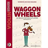 Waggon Wheels +CD et audio online --- Violon