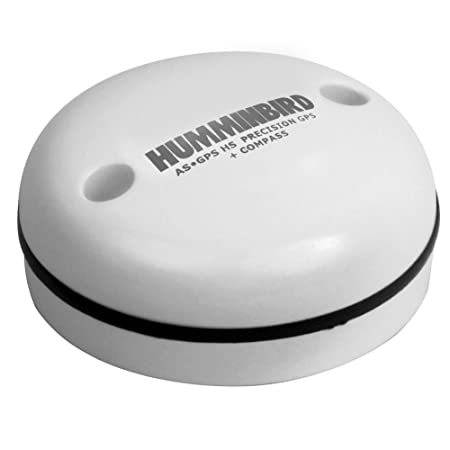 Humminbird AS GPS HS Precision GPS Receiver with Heading Sensor,