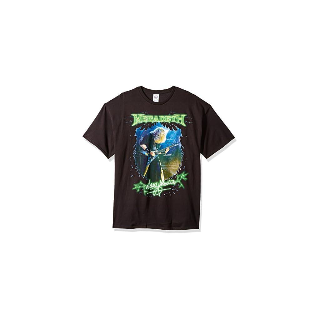 Megadeth – Camiseta – Hombre – Rockabilia