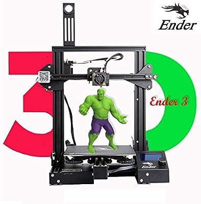 SainSmart x Creality Ender-3 Series Impresora 3D, impresión en V ...