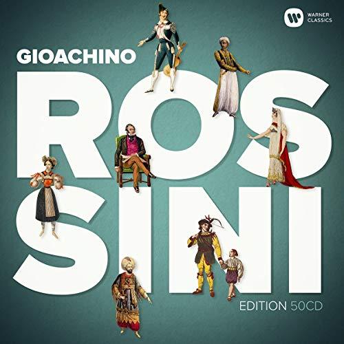 Rossini (150th anniversary on Nov. 13 2018)(50CD)