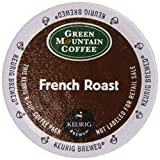 Green Mountain Coffee K-Cup Portion Pack for Keurig K-Cup Brewers, French Roast (Pack of 96)