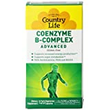 Coenzyme B-Complex Advanced by Country Life - 120 capsules