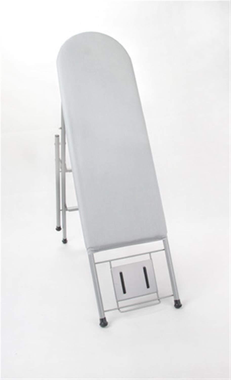 Plegable La escalera de planchado, tabla de planchar de doble uso Cuarto de lavado Tabla de planchar Recepción Tienda de ropa Bastidor de planchado 125 * 85 cm (Color : #1 , Size : 145*34*85CM) : Amazon.es: Hogar