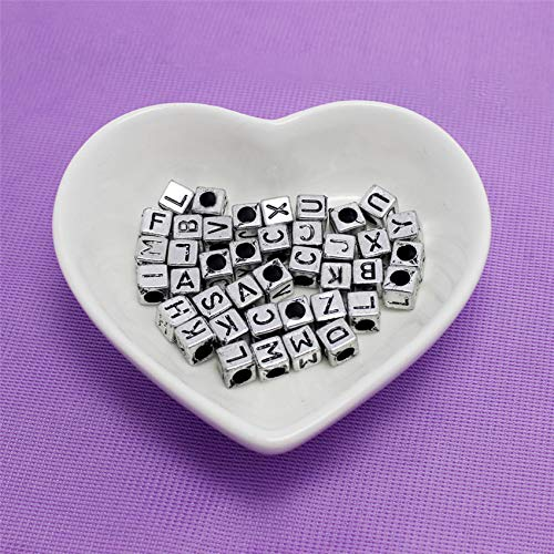 - celine fashion Handmade: 100pcs Letter Beads DIY Accessories for Child Alphabet Bead Handmade Material Acrylic Digital English Alphabet Beads 36 Colors