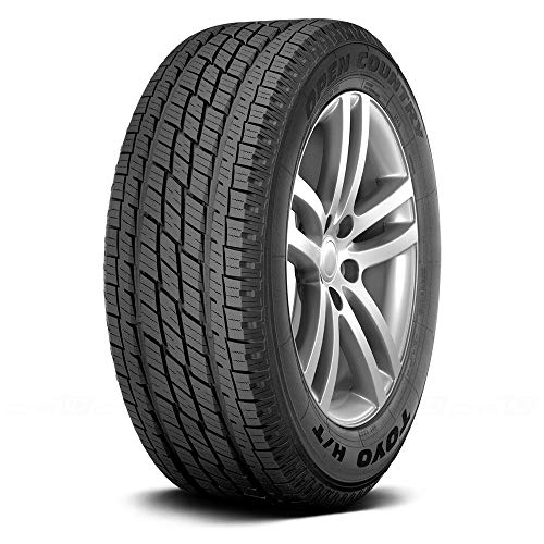 T All- Season Radial Tire-275/55R20 117S ()