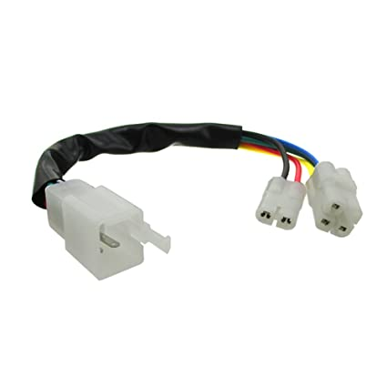 Amazon com: TC-Motor CDI Cable Wire Adapter Connector Plug For