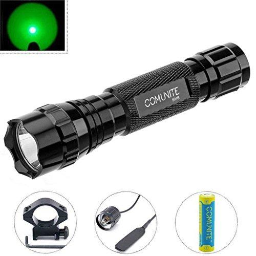 Comunite Flashlight Tactical FlashLight Rechargeable