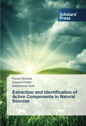 Download Extraction and Identification of Active Components in Natural Sources ebook
