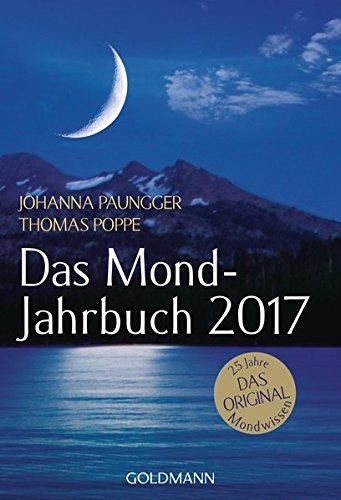 Das Mond-Jahrbuch 2017