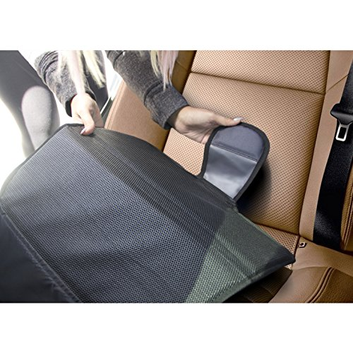 car seat protector 2 pack by drive auto products best protection for child baby cars seats. Black Bedroom Furniture Sets. Home Design Ideas