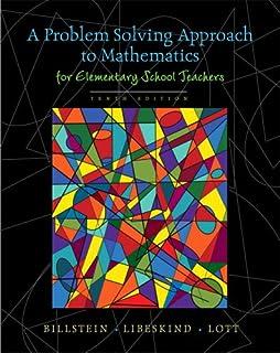 problem solving approach to math billstein