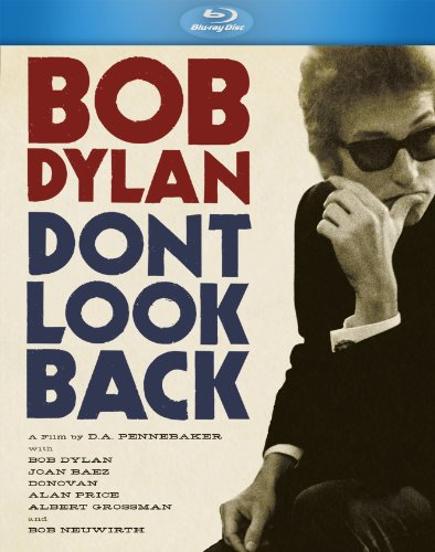 Bob Dylan: Don't Look Back [Blu-ray] (Movies On Blue Dvd Ray)