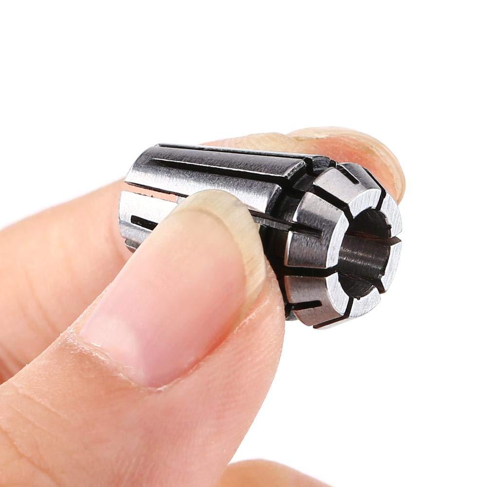 for CNC Milling Lathe Holder Tool 1//8 Inch 3.175Mm 4Mm 6Mm 3Pcs Er11 Precision Spring Collet Set