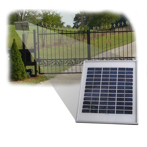 GateCrafters 5 Watt Solar Panel with 10yr Warranty