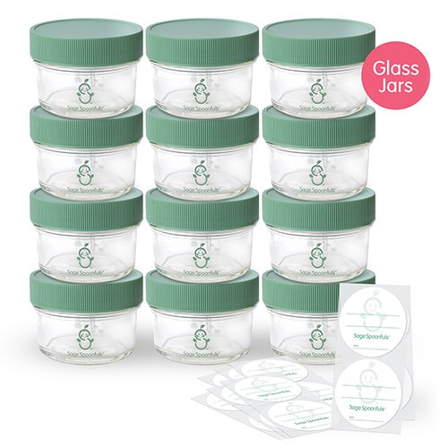 The Best Baby Food Storage Containers Glass Freezer Safe