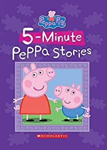 Peppa Pig: 5-Minute Peppa Stories