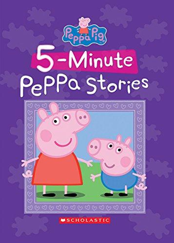 Five-Minute Peppa Stories (Peppa Pig) -
