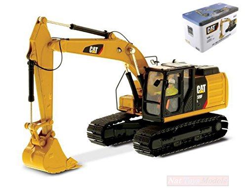 DIECAST MASTER DM85931 CAT 320F L HYDRAULIC EXCAVATOR 1:50 MODELLINO DIE CAST - 50 Cat Excavator