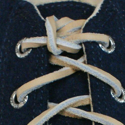 SPERRY BAHAMA BOOT SCARPE UOMO marrone blu LANA WOOL E PELLE LEATHER 100% 10281956 CH171 G13 SNEAKER