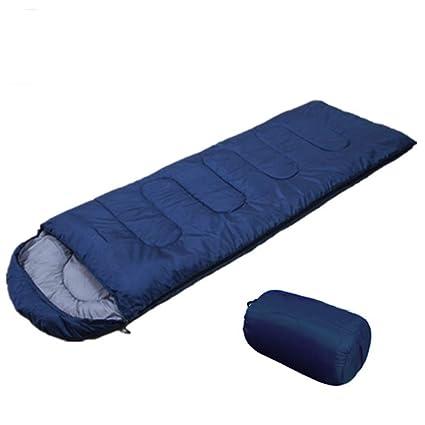 Doofang Saco de Dormir Impermeable, Bolsa de Dormir Rectangular, de 10-22ºC,