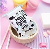Milk pearl Soap 65 g.x2 Pcs by LITTLE BEE 2017 SHOP