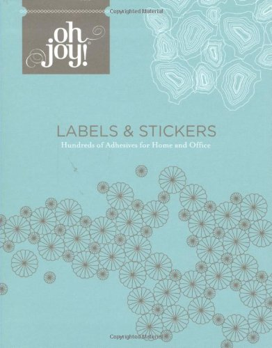 Oh Joy! Labels & Stickers