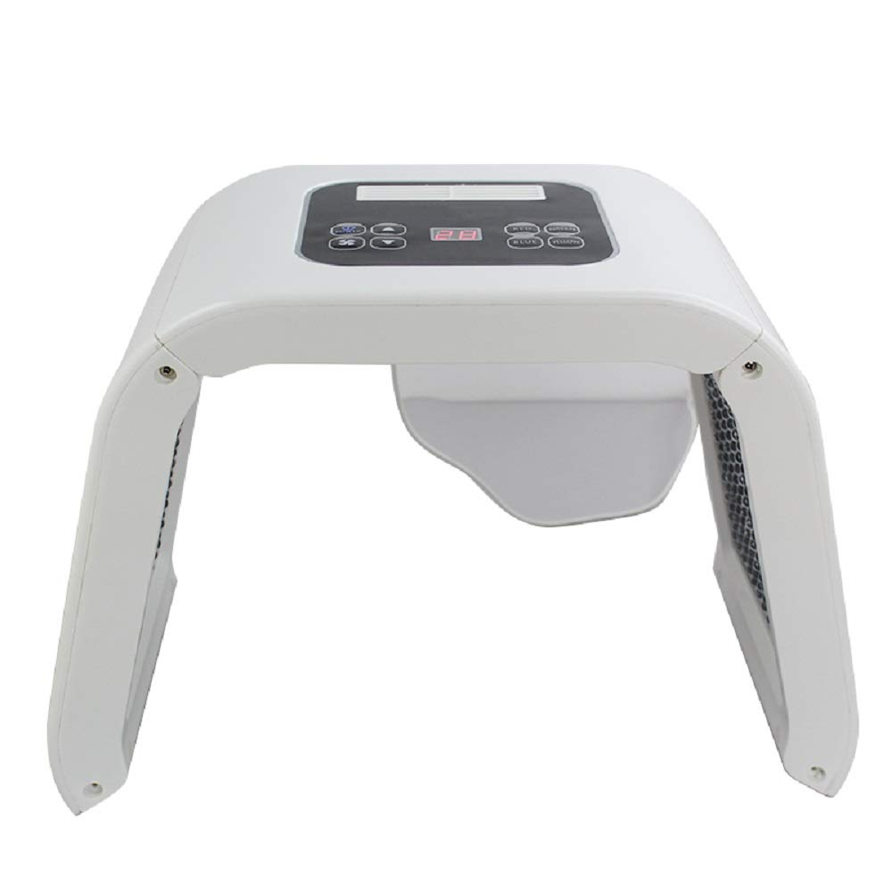 Zinnor Facial Skin Machine -4 Colors Skin Care Machine Facial Skin Care & Electric Face Massager Body Beauty Skin Care Devices by Zinnor
