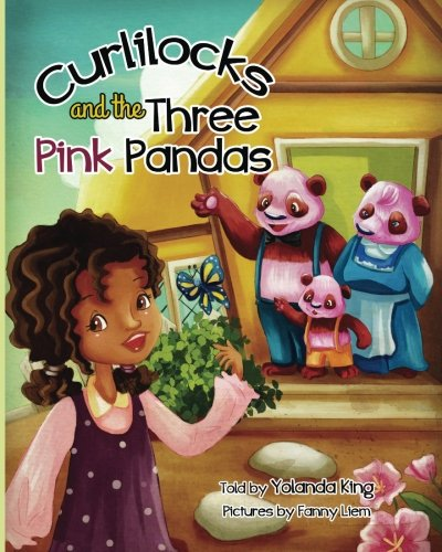 Books : Curlilocks and the Three Pink Pandas