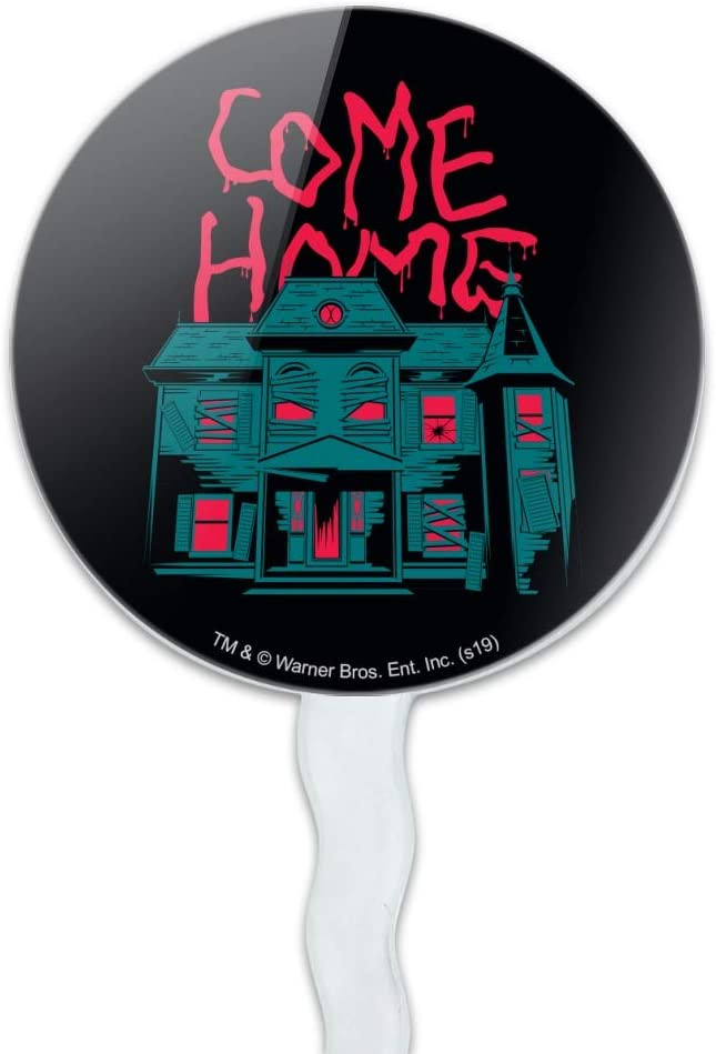 GRAPHICS /& MORE IT Chapter 2 Come Home Cupcake Picks Toppers Decoration Set of 6
