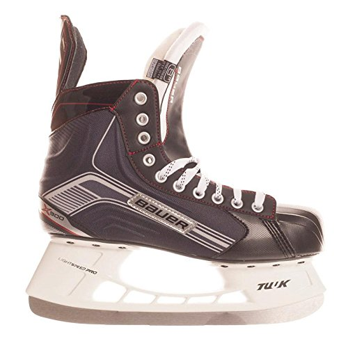 Bauer Youth Vapor X300 Skate, Black/Silver, R 13.0