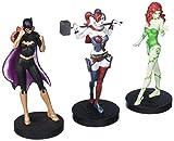 Eaglemoss DC Masterpiece Figure Collection #2: Femme Fatales Figurine Set
