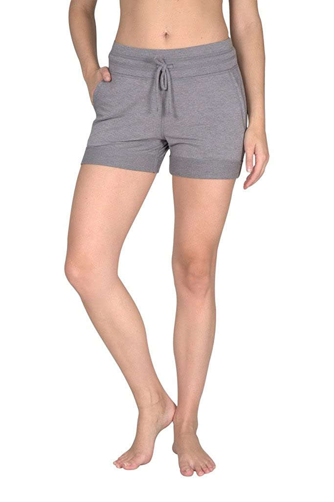 eb99daccd7c The Yogalicious Activewear Lounge Shorts are perfect for woman with an  active and busy lifestyle. Featuring a comfortable drawstring closure and  two pockets ...