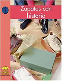 Zapatos con historia (Yellow Umbrella Spanish Fluent Level) (Spanish