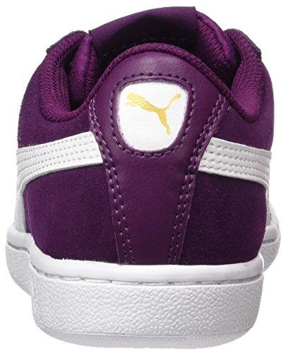 ... Puma Kvinners L.sneaker Dark / Hvit Dark / Hvit ...