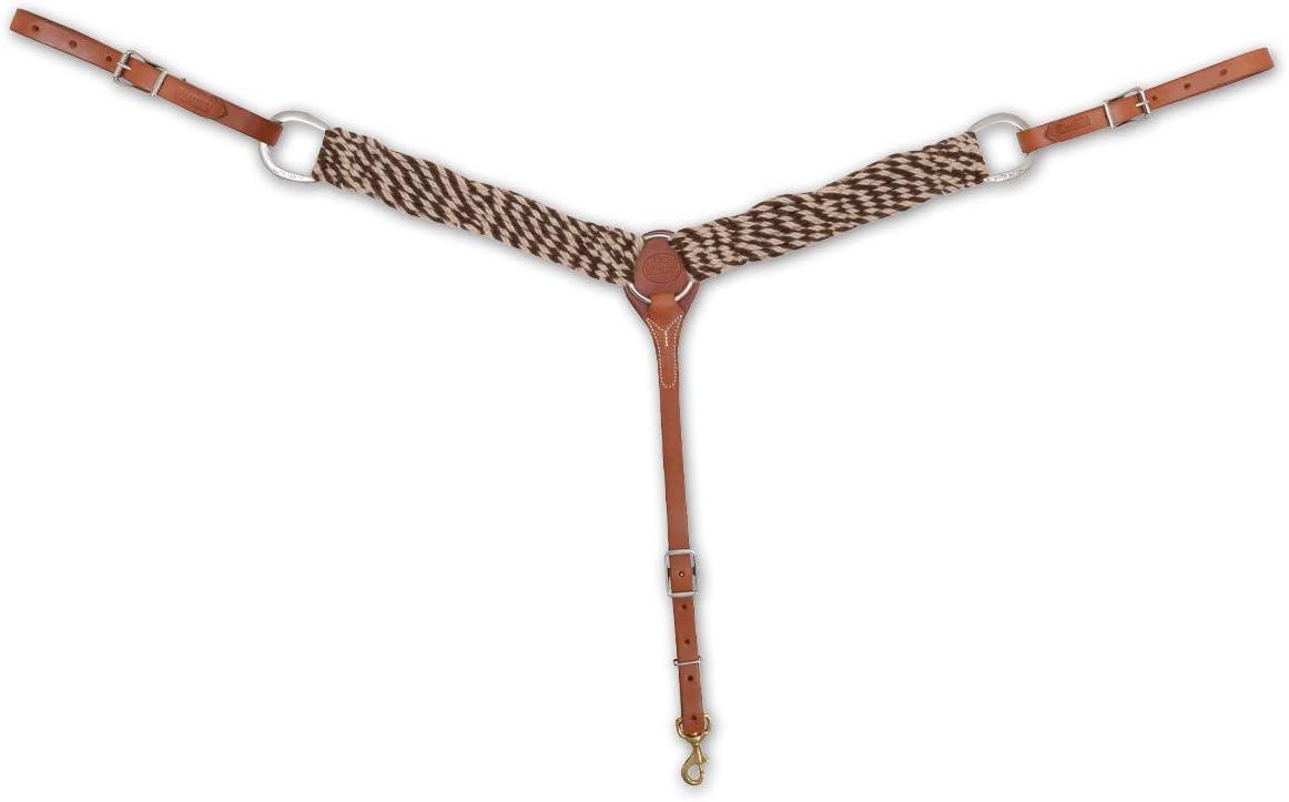 Martin Saddlery 2 Natural Fiber Breastcollar