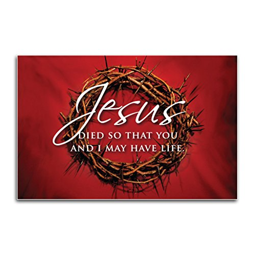 (VictoryStore Yard Sign Outdoor Lawn Decorations - Christian yard sign -