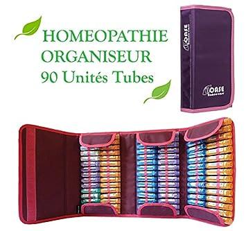 boite pour homéopathie