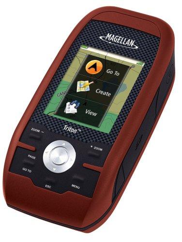 amazon com magellan triton 300 waterproof hiking gps electronics rh amazon com Magellan GPS Tracker Manual Magellan GPS Tracker Manual