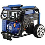 Ford FG6250 U Series 6250W Peak 5250W Rated Portable Gas-Powered Generator