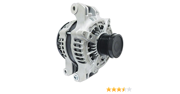 LSAILON Auto Alternator Replacement for 2015 2016 2017 2018 Dodge Challenger 2011 2012 2013 2014 2015 2016 2017 2018 Dodge Charger 2013 2014 2015 Ram 1500 180 Amp
