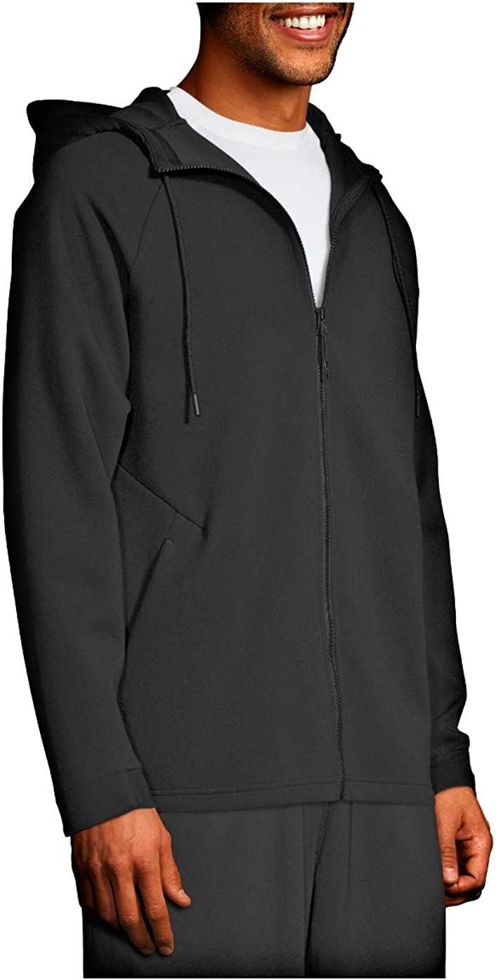 RCHBLACK Track Jackets Russell Mens Fusion Knit Jacket Size M 38-40