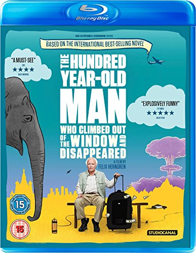 The Hundred-Year-Old Man Who Climbed Out The Window And Disappeared [Blu-ray]