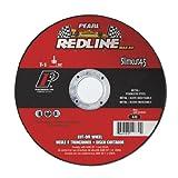 Pearl Redline 6'' x .045 x 7/8'' Cut-Off Wheels (Pack of 25)