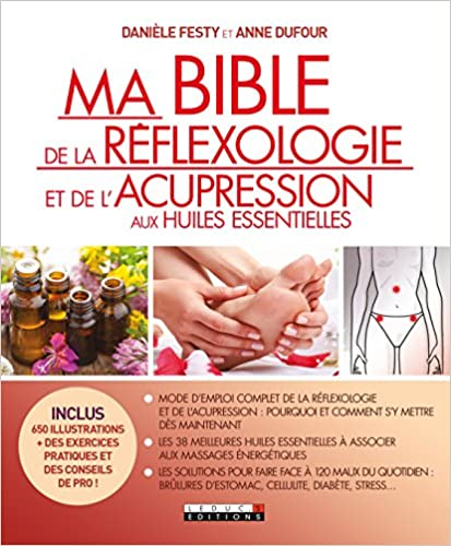bible réflexologie l'acupression