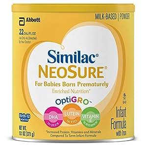 Amazon Com Similac Neosure Infant Formula With Iron For