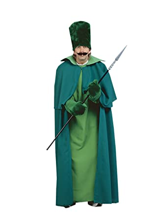 Wizard of Oz - Emerald City Guard Adult Halloween Costume Size 50 X-Large (  sc 1 st  Amazon.com : wizard of oz guard costume  - Germanpascual.Com